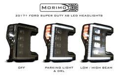 17+ Ford Superduty Morimoto XB LED Headlights