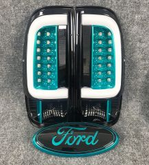 08-16 F250/F350 Recon OLED Tail Lights