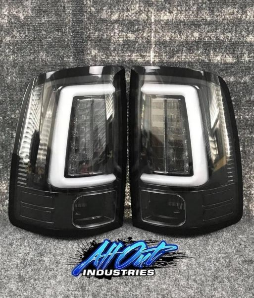 10-18 Dodge Ram Recon Tail Lights