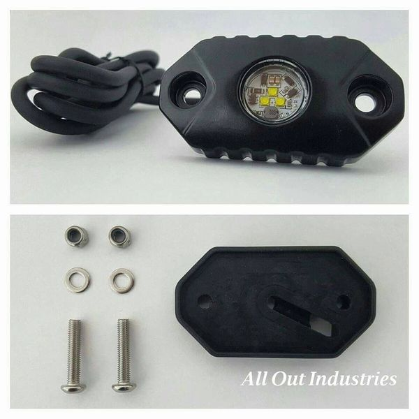15W High Power LED Rock Lights