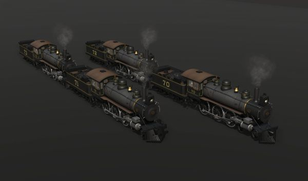 Trainz forge home