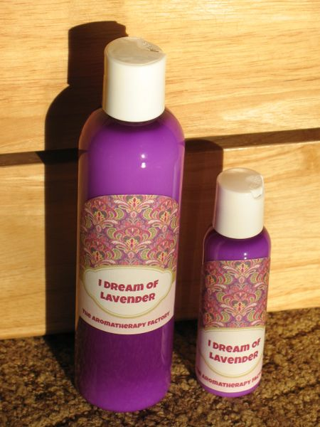 I Dream of Lavender © 8 ounce Cream