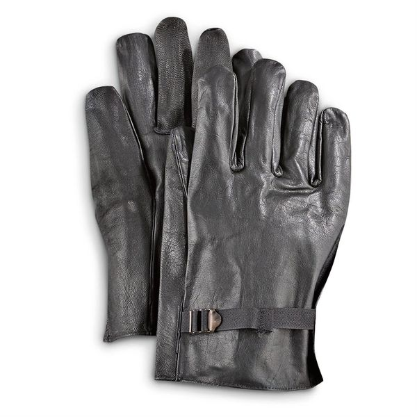 US Army Utility Gloves Black.