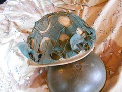 Iraqi Military Helmet