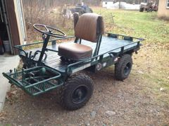 1970 US Military M274 Truck, Platform, Utility, 1/2 Ton, 4x4 1 of 874 Made SOLD!!!!!