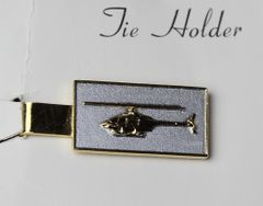 Helicopter Tie Clip