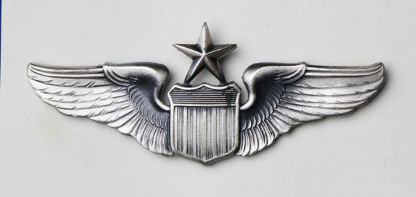 US Air Force Senior Pilot Badge
