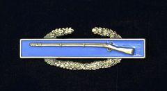 US Army Combat Infantry Badge