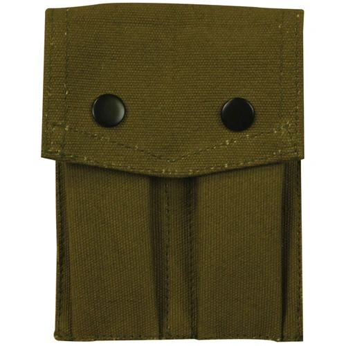 .45 Caliber Double Mag Pouch