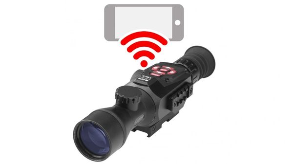ATN x-sight ii hd 5-20x day & night rifle scope