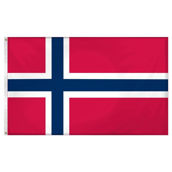 NORWEGIAN NATIONAL 3'x5' Flag