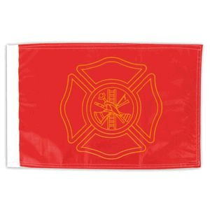 Fire Department 3'x5' Flag