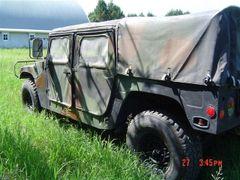 Sold Hmmv M998 4 door 1985