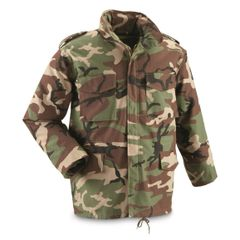 USED M65 Field Jacket with Liner