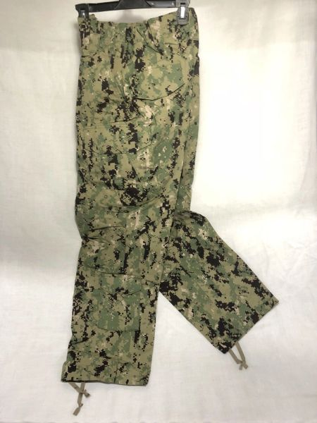 NEW NWU Navy Seal TROUSERS SIZE LARGE LONG