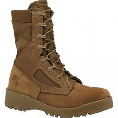 USMC Military Issued Deployment Boots Combat 11 Wide