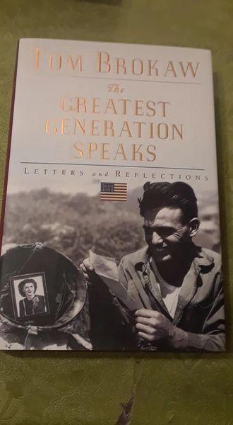 The GREATEST GENERATION SPEAKS