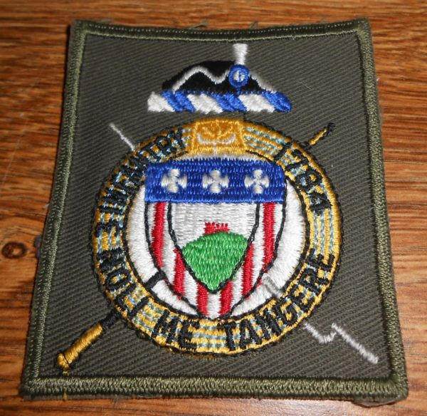 The 3rd Battalion of the 3rd Infantry