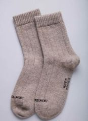 Cashmere socks made in Mongolia!