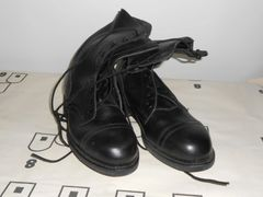 New Black Jump Boots size 7R