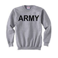 Army PT APFT Sweatshirt