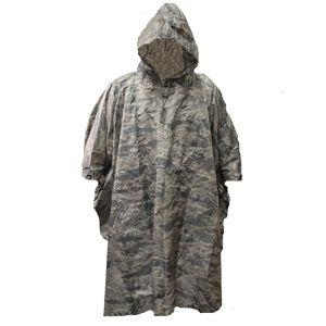 USAF ABU poncho