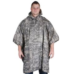 Poncho ACU color Ripstop