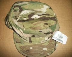 OCP/MULTICAM pattern hat, patrol cap.