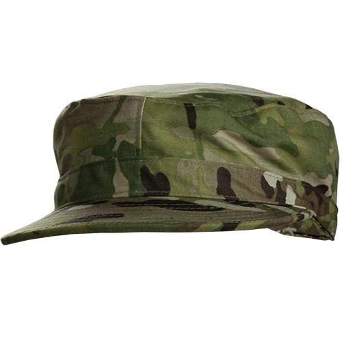 OCP/MULTICAM pattern hat, patrol cap. US Navy SeaBees