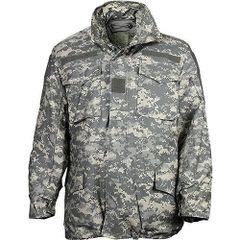 used ACU Camouflage, BDU M-65 Field Jacket
