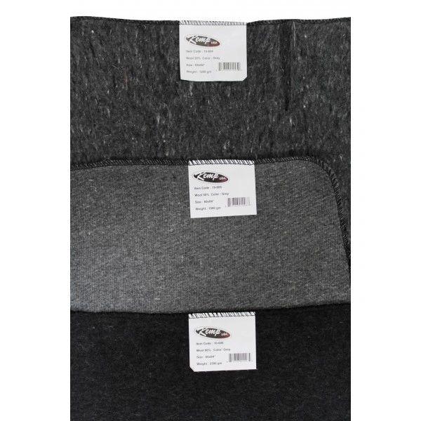 Kemp 80% Wool Blanket
