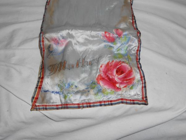 "WW2 Vintage Letter holder for ""A Sailiors' Mom"""