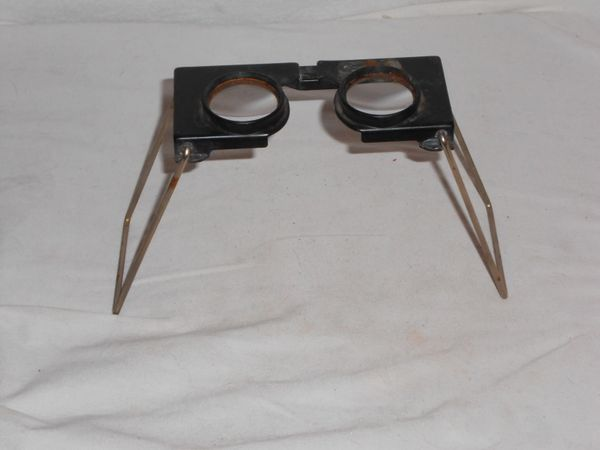 Vietnam Era Topographical eye glasses