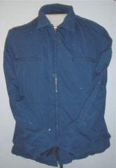 USN Blue Utility Jacket Mens