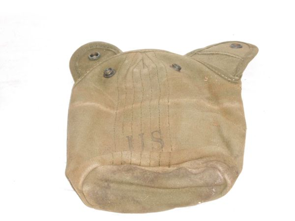 Surplus OD Green canteen pouch M1956