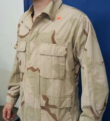 3 color Desert Combat Uniform (DCU) Jacket