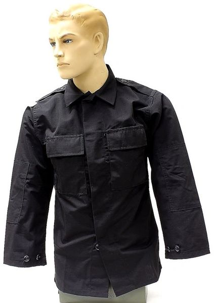 Battle Dress Uniform Jacket BLACK Ops