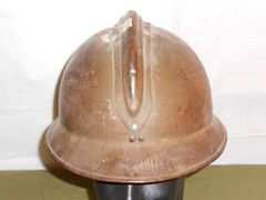 WW2 French Helmet