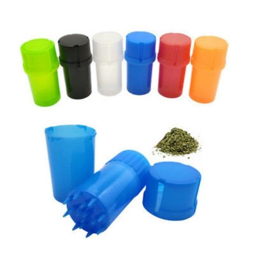 3 pièces grinder with storage