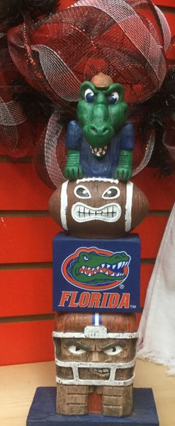 Tiki Totem Florida Gators