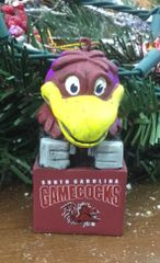 Tiki South Carolina Gamecocks Ornament