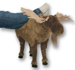 Ditz Design Moose Footrest (JANUARY DELIVERY)