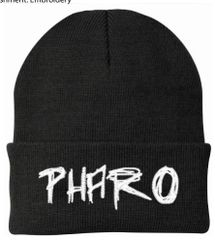 Black Winter Beanie