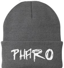 Gray Winter Beanie