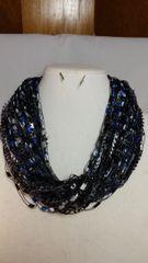 Special Order Yarn Necklace for Debbie