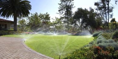 New Sprinkler Systems