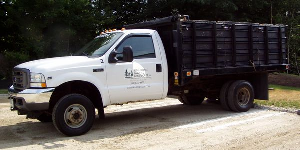 Mulch, stone, sand, gravel, loam, compost, delivery, materials, aggregates, landscape supply