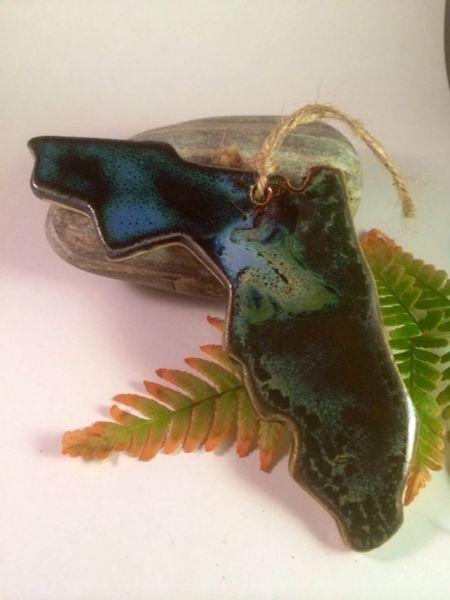 Florida Ornament (Pottery)