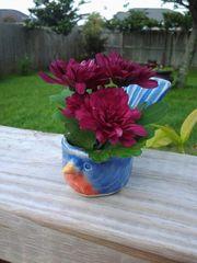 Baby Bird Vases