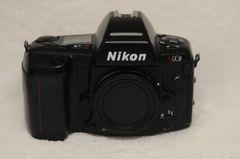 NIKON N90S BODY WITH NIKON MF-26 DATA BACK